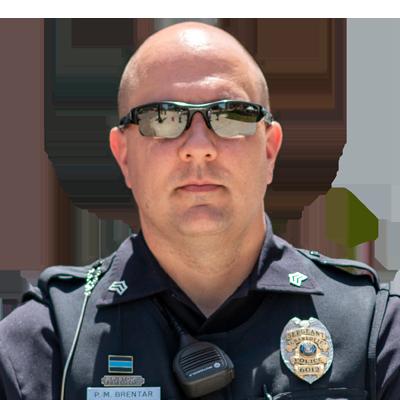 Sgt. Paul Brenton