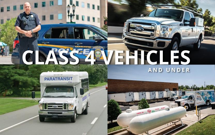 Propane Autogas Class 4 Vehicles